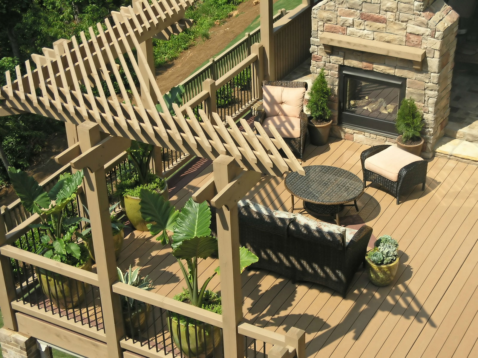 Landscaping Ideas Top Outdoor Living Trends for 2012