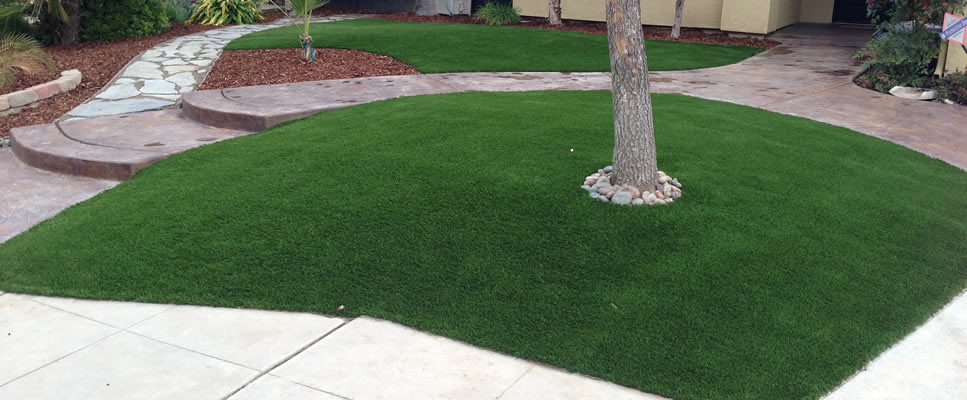 Artificial turf 2