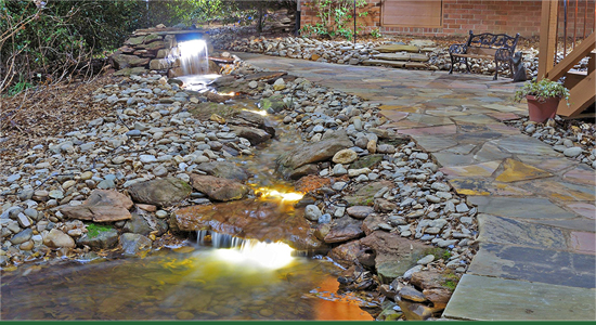 Landscape Services Folsom - Lighting