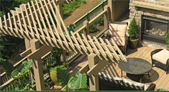 Landscape Services Folsom - Shade & Patio Covers
