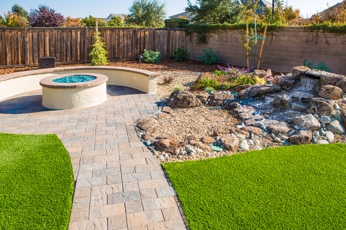 stone you deck patio or flagstone pool pavers steps your use backyard should raised in and design