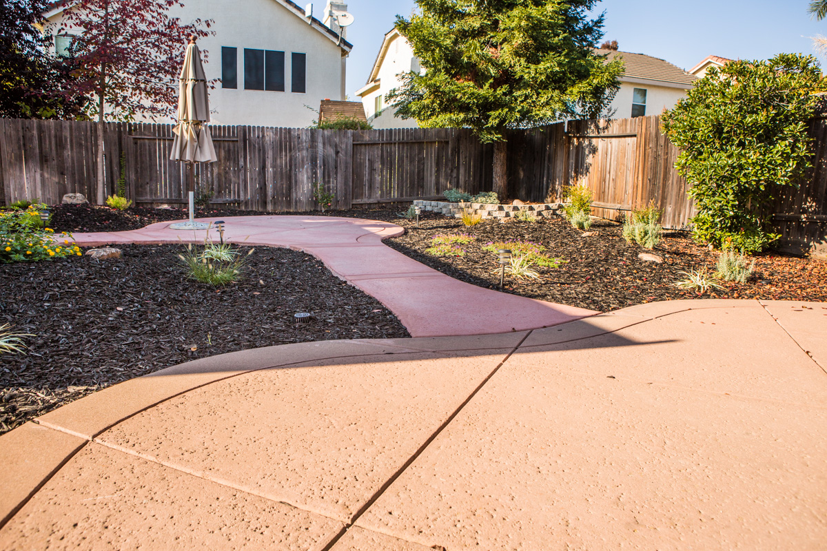 Rancho Cordova Landscape Installation And Construction