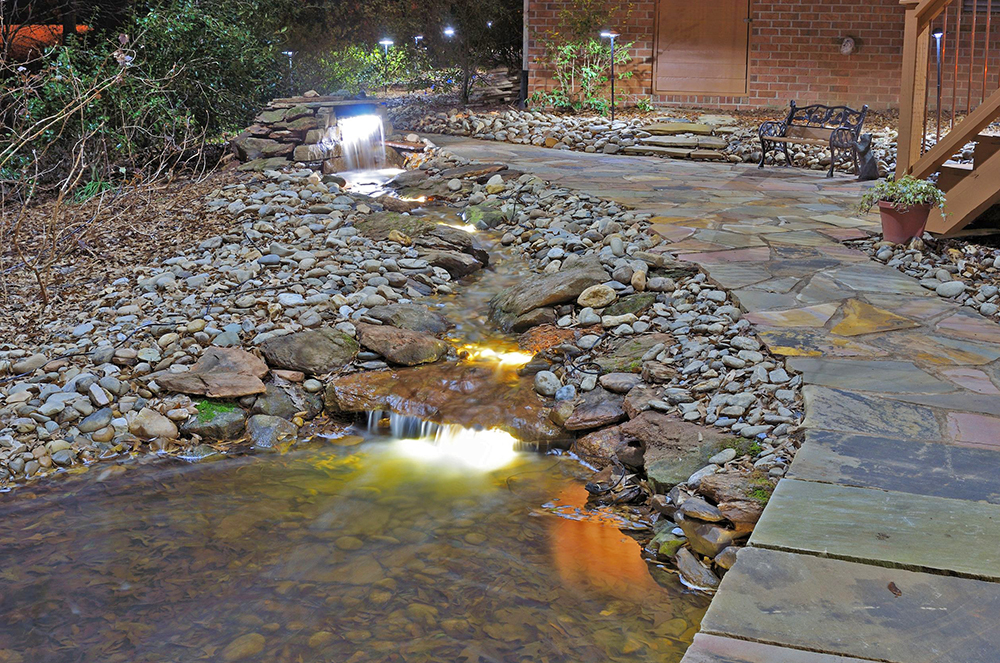 LIghting in Landscape Design