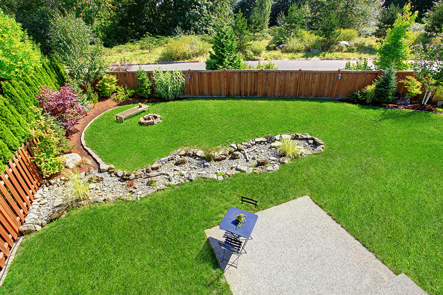 Landscape design portfolio recent landscape designs for Landscaping rocks sacramento