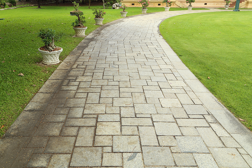 Permeable Paver Stones