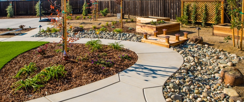 Landscaping Sacramento and Water Summary