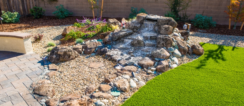 Recent Landscape Design Projects In The Sacramento Area
