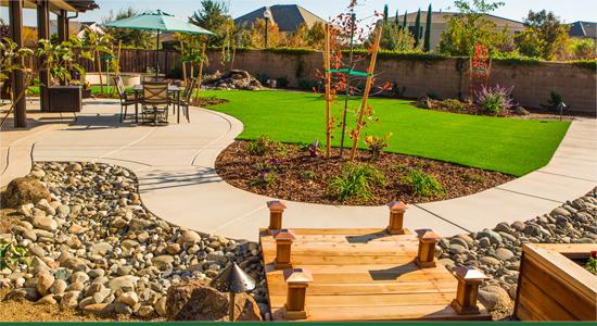 Landscape Services Folsom - Design
