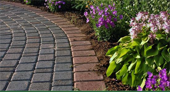 Landscape Services Folsom - Paver Stones