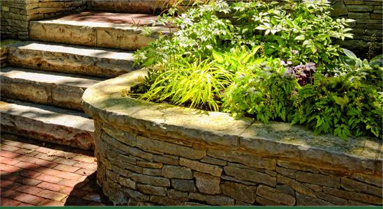 Landscape Services Folsom - Retaining Walls