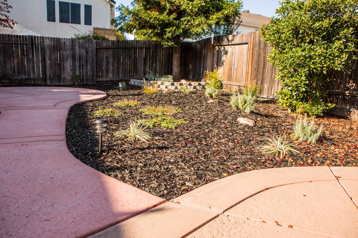 Rancho Cordova Landscape Installation