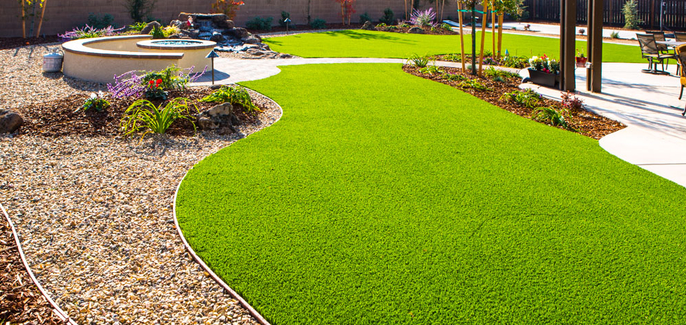 Putting Green Landscape Design in Sacramento, CA
