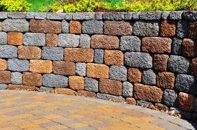 Paver Stones and Concrete Block