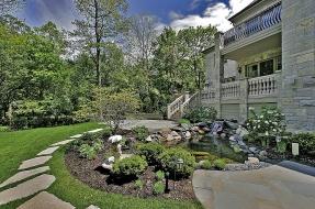 Roseville Landscape Design - Front Yard