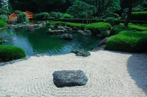Theme Zen Garden - Water Feature